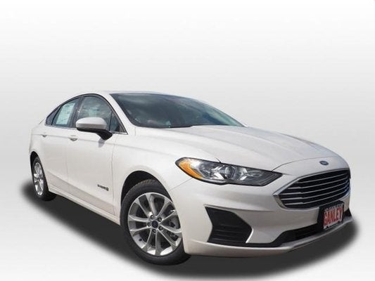 2019 Ford Fusion Se Hybrid 0 Down Sign Drive Lease For 289 Month
